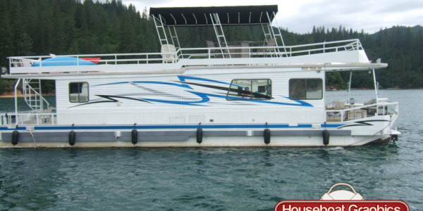 Graphics For M Boat Graphics Wwwgraphicsbuzzcom - Custom houseboat graphicshouseboat graphics gallery striping